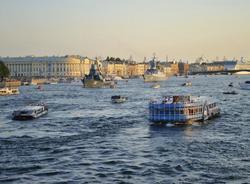 Водная навигация откроется в Петербурге с 15 апреля