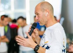 Автор книги «Не про бег» Юрий Строфилов расскажет, как и зачем заниматься бегом после 50 лет. Лекция пройдет в рамках IV городского фестиваля «САД»