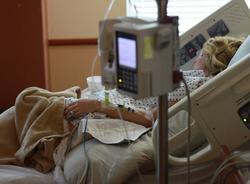 Суточная госпитализация в Петербурге достигла 900 пациентов