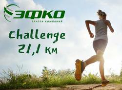 «Эфко» организует онлайн-забег 6-7 июня