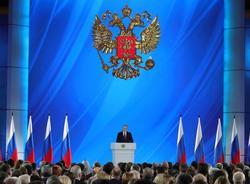 Картина дня: послание Путина Федеральному собранию и отставка правительства России