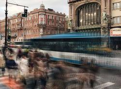 Транспортная реформа позволит заработать на туристах, приезжающих в Петербург