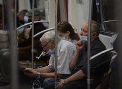 Пассажиропоток в Петербурге упал на 18% по сравнению с 2019 годом