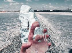 Появление льда на Неве ждут 8 октября