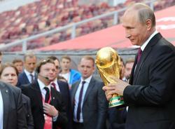 Путин открыл Чемпионат мира по футболу в России