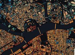 Петербуржец создал интерактивную карту северной столицы