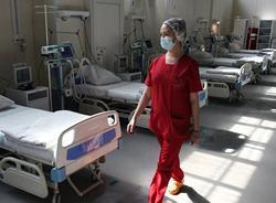 Для ковид-пациентов развернут дополнительный койки