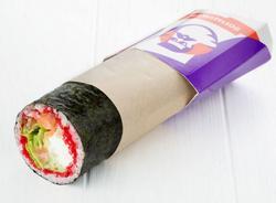 Суширито – новое блюдо с корнями из Японии и Мексики