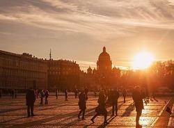 В Петербурге 12 октября будет до +14 градусов и без осадков
