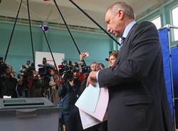 Картина дня: итоги выборов и Крестный ход в Петербурге