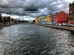 Петербург 11 августа накроет сильный ветер с дождями