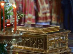 К мощам Николая Чудотворца в Петербурге прислонилось более 95 тыс. человек