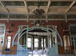 До конца 2018 года на Витебском вокзале откроют исторический ресторан