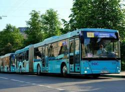 С 16 сентября в Петербурге восстановят 18 автобусных маршрутов