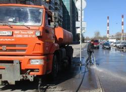 Банк «Санкт-Петербург» профинансирует закупку уборочной техники для Петербурга на 3 млрд рублей