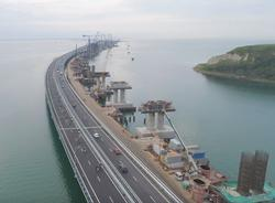 Песков: Статья The Washington Examiner с призывами взорвать Крымский мост – безумие
