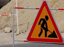 Съезд с КАД на Парашютную улицу закрыли до 15 сентября